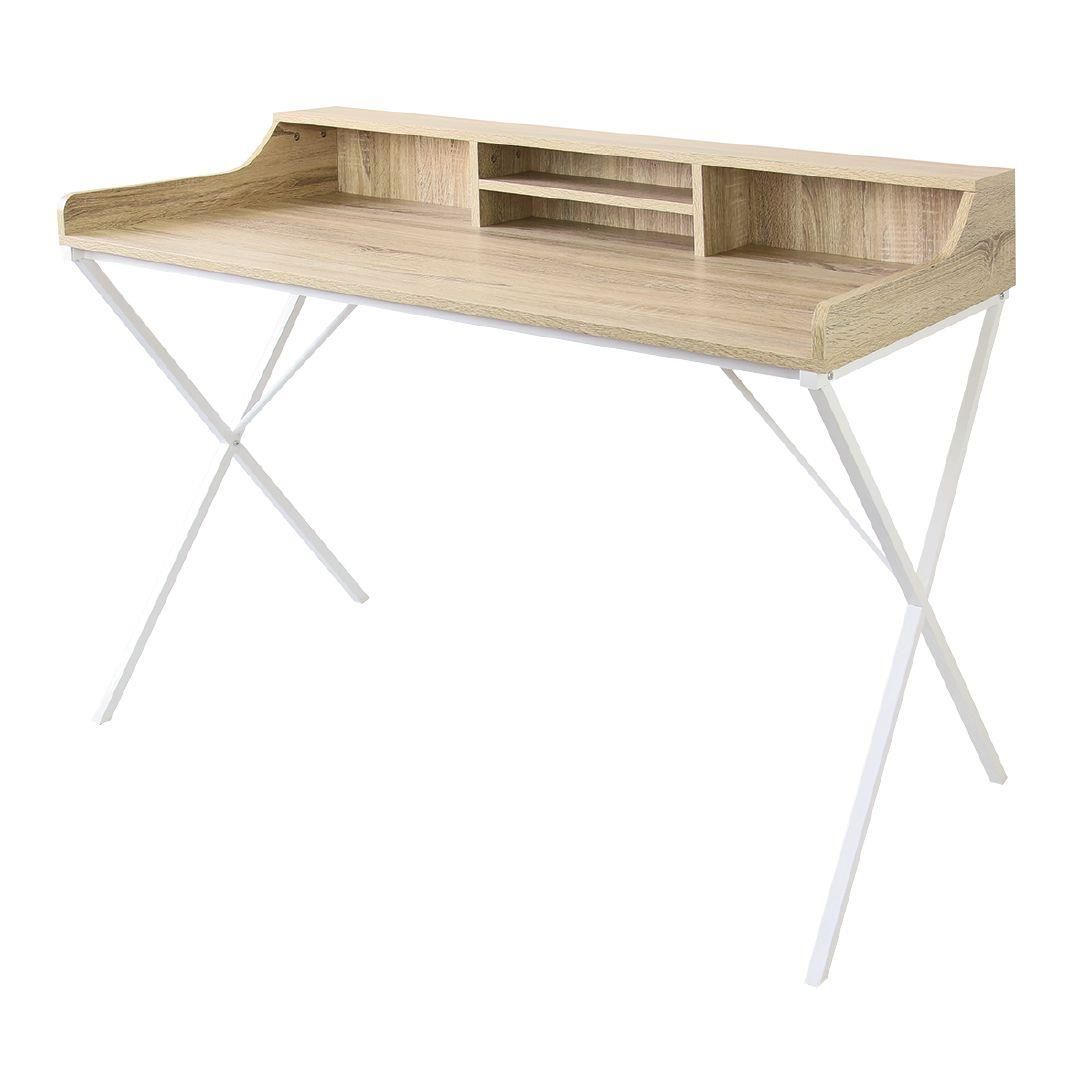 Workspace Writing Desk White  Warehouse Stationery, NZ in 30