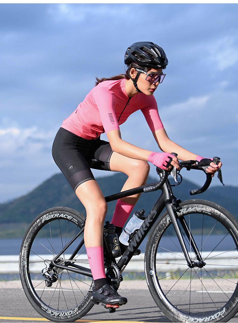Cool Bike Clothing In 2020 Cycling Outfit Summer Bike Pink Bike