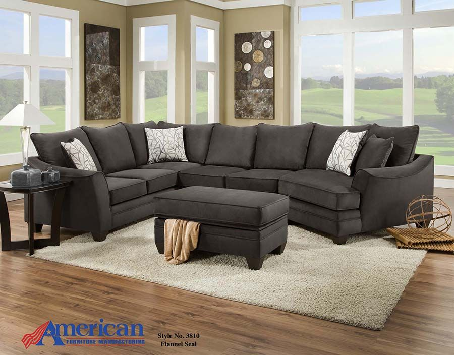 Couch for new house if it fits American Flannel Seal #3810 - $1499