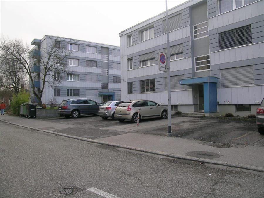 Moderne Wohnung an ruhiger Lage mieten bei coozzy.ch