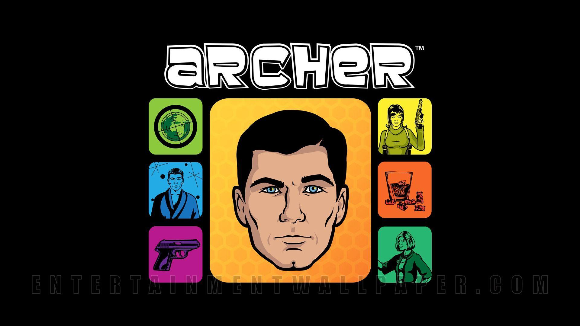 Archer HD Wallpaper x ID