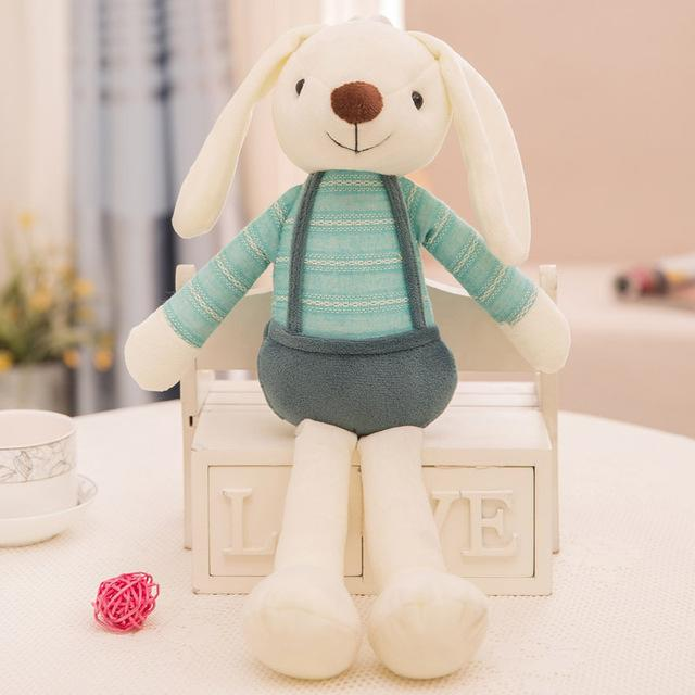 Great Cute Easter Plush Doll Toy Stuffed Animal Bunny Soft Baby Rabbit Toy Gift