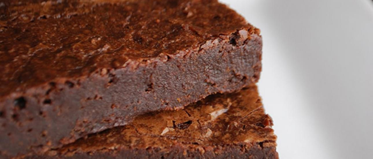 Spiced Mexican Chocolate Brownies The Latin Kitchen Recipe