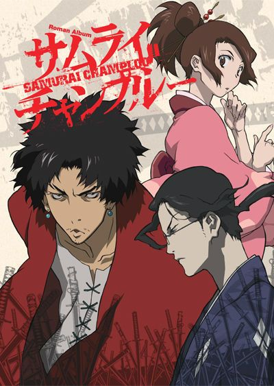 Samurai Champloo Tv Ma But I Think Pg 14 Or 17 Would