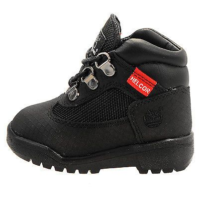 little girls timberland field boots