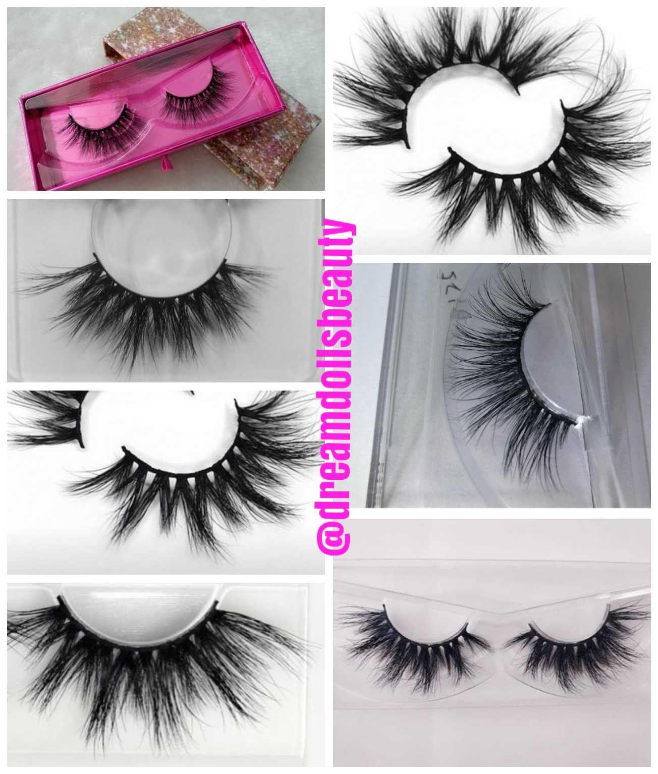 8d346c79c09 5D Mink Lashes on Sale @ www.dreamdollsbeauty.com | Lashes ...