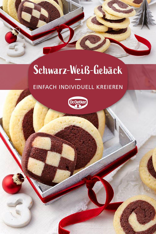 Schwarz Weiss Geback Rezept Geback Schwarz Weiss Geback Rezept Kekse