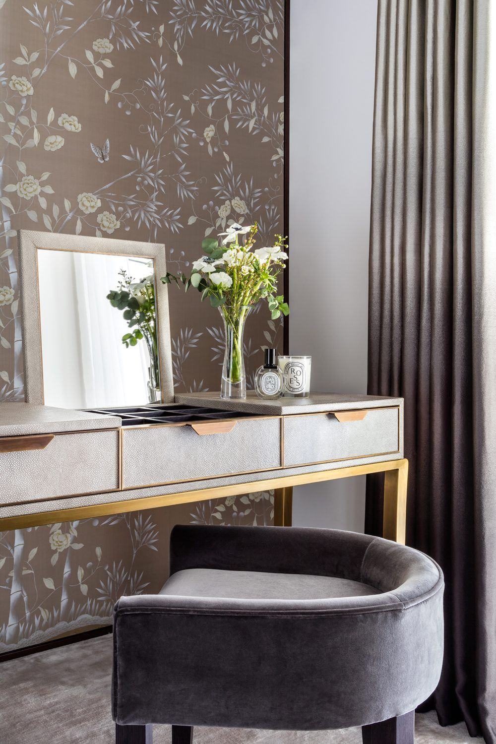 Q Amp A With Lucy Clark Studio Clark Amp Co Dressing Table