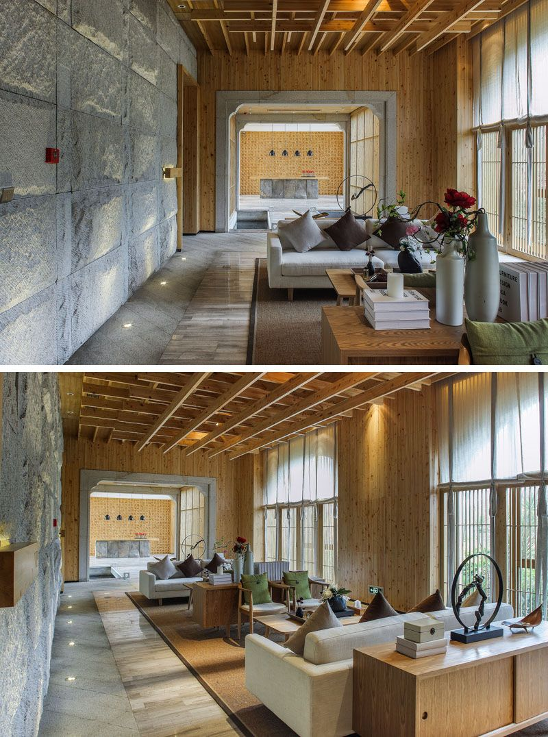 This Spa In China Mixes Traditional And Contemporary Design Elements ...