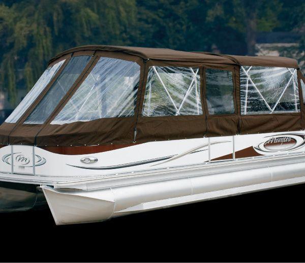 Pontoon Boat Enclosures Pontoon Boat Enclosures Image
