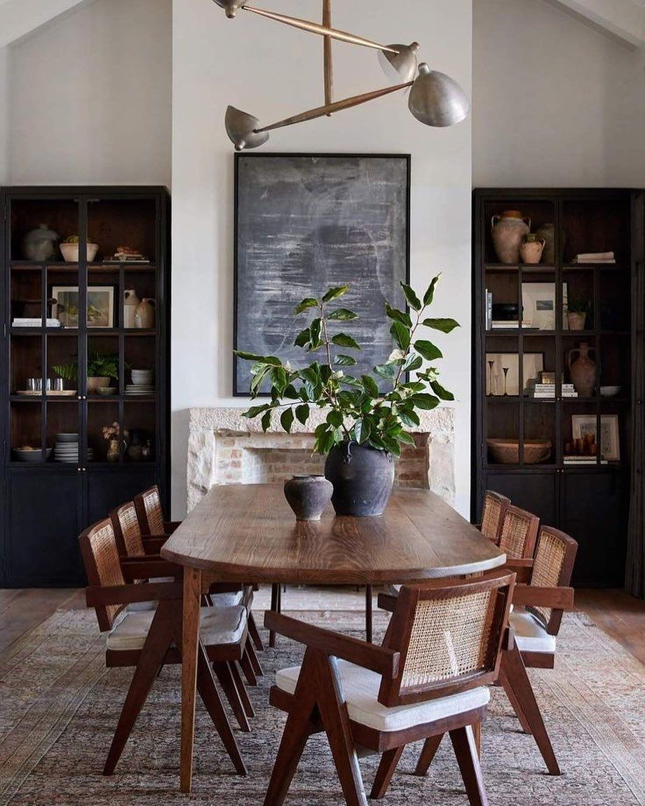 Max Bonfieldt S Instagram Post Elegant And Exquisite Dining Area Where The Act Of Sharing A Meal Wi Dining Room Design Dining Room Inspiration House Interior