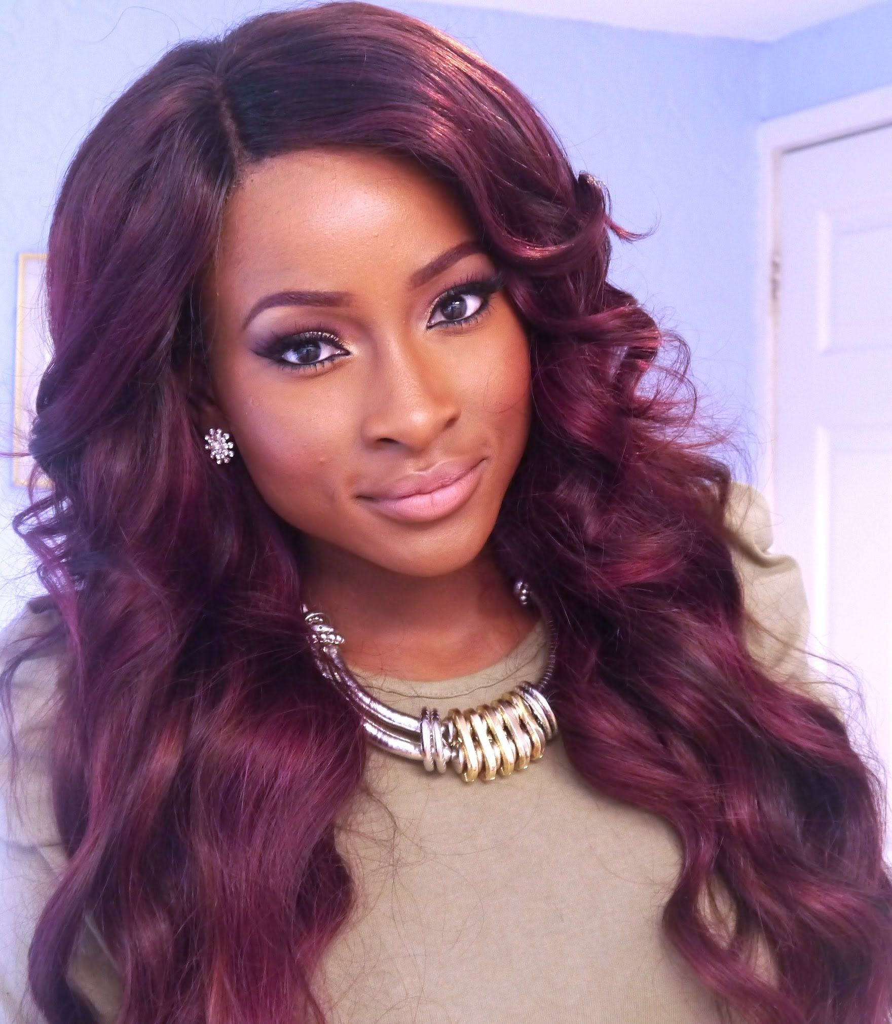 Hairstyles Without Weave Bouncy Curls Using Bendy Rollers Flexi Rodsno Heat Method