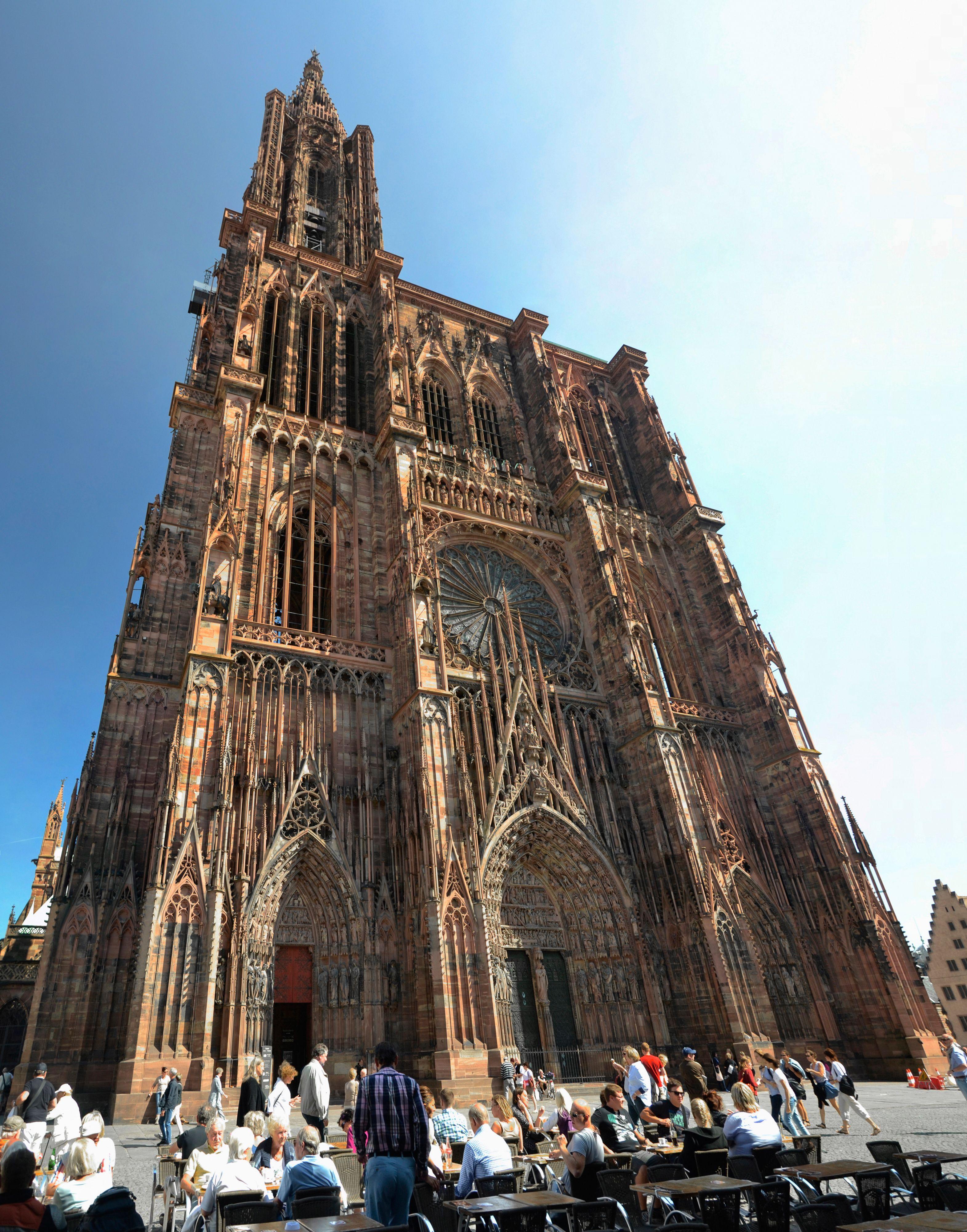 Strasbourg Cathedral Strasbourg France