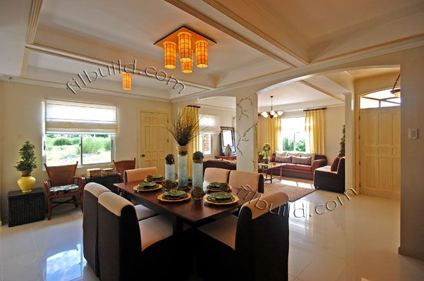 Filipino Contractor Architect Bungalow House Design Philippines - Bungalow house interior design