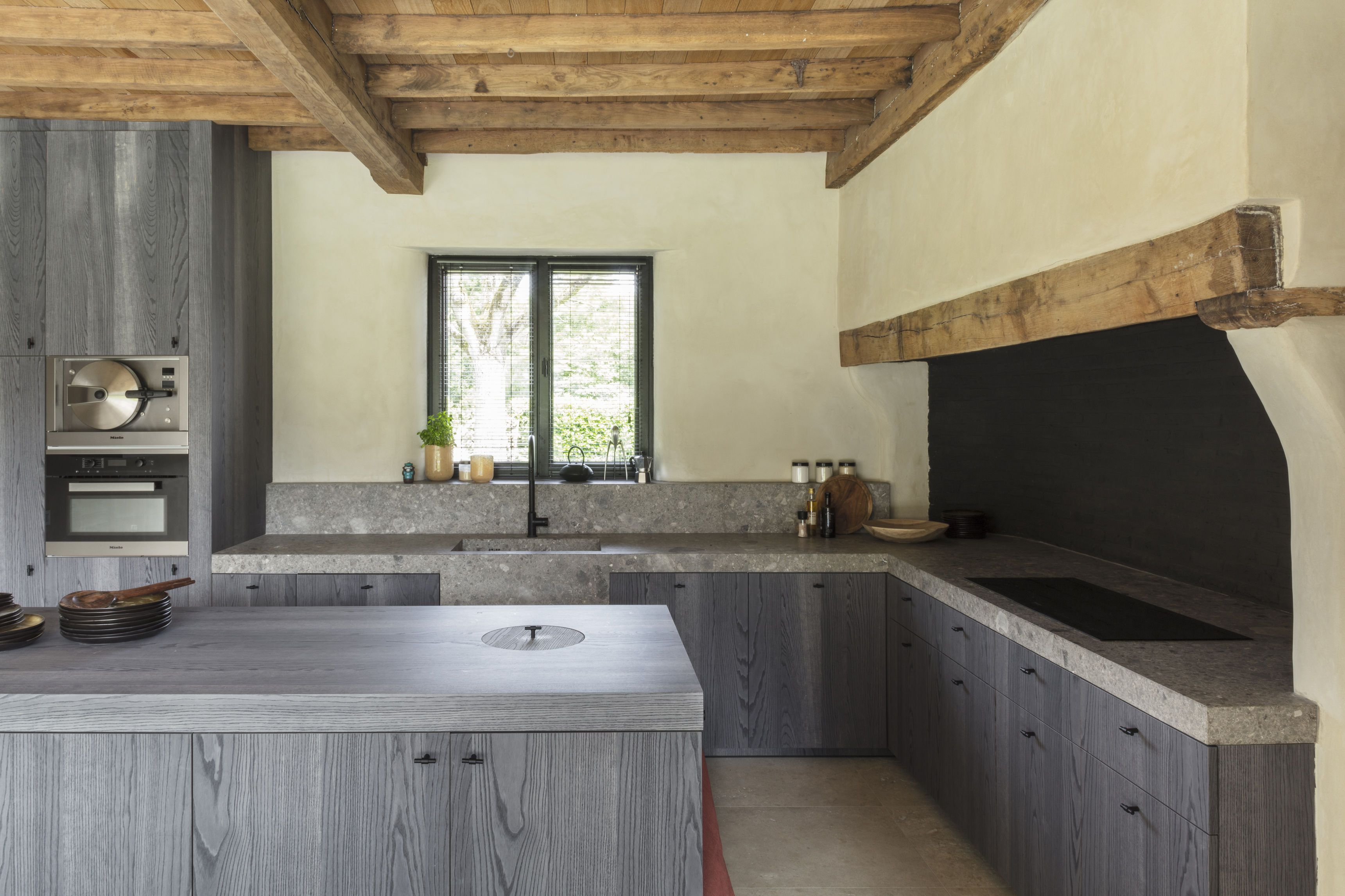 Hoeve cl kitchen pinterest tuin inspiratie keuken and hoeve