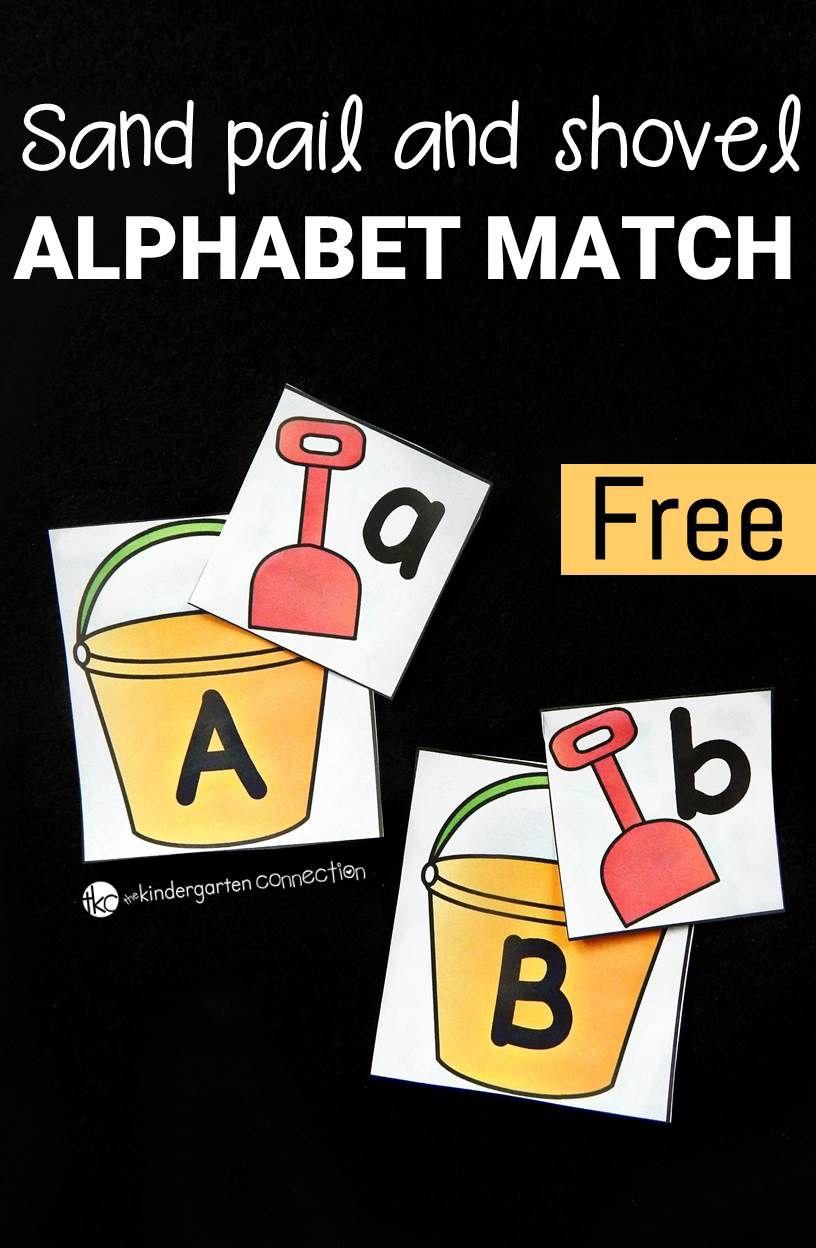 Pin von millie hert auf Alphabet Centers Pre-K | Pinterest