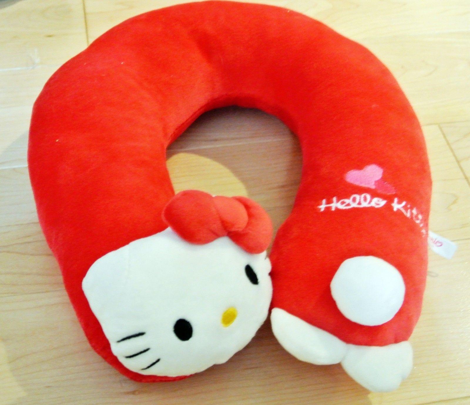 HELLO KITTY NECK PILLOW | Hello Kitty Collectibles ...