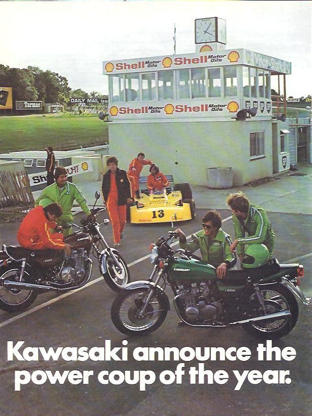 Manufacturer Kawasaki Detail ndash Original Advert middot Z650 middot Z1000 Size…