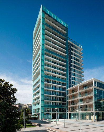Ricardo Bofill Taller de Arquitectura — Savona Tower