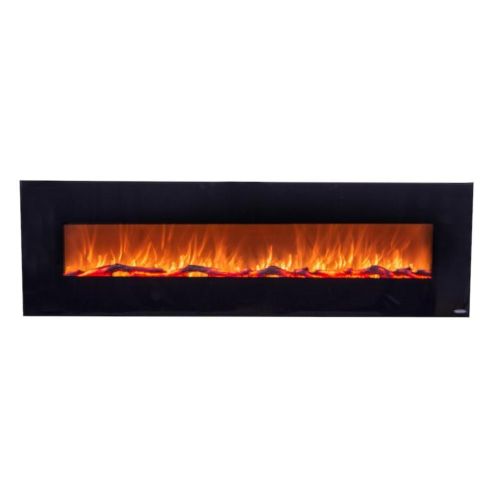 Touchstone Onyx Xl 72 Wall Mounted Electric Fireplace 80005 Modern Blaze Large Electric Fireplace Wall Mounted Fireplace Wall Mount Electric Fireplace