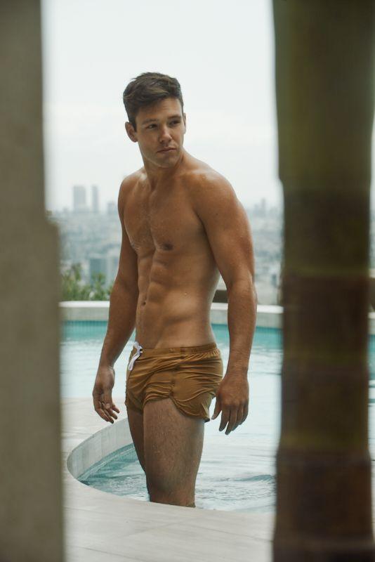 Gay man sexy shorter