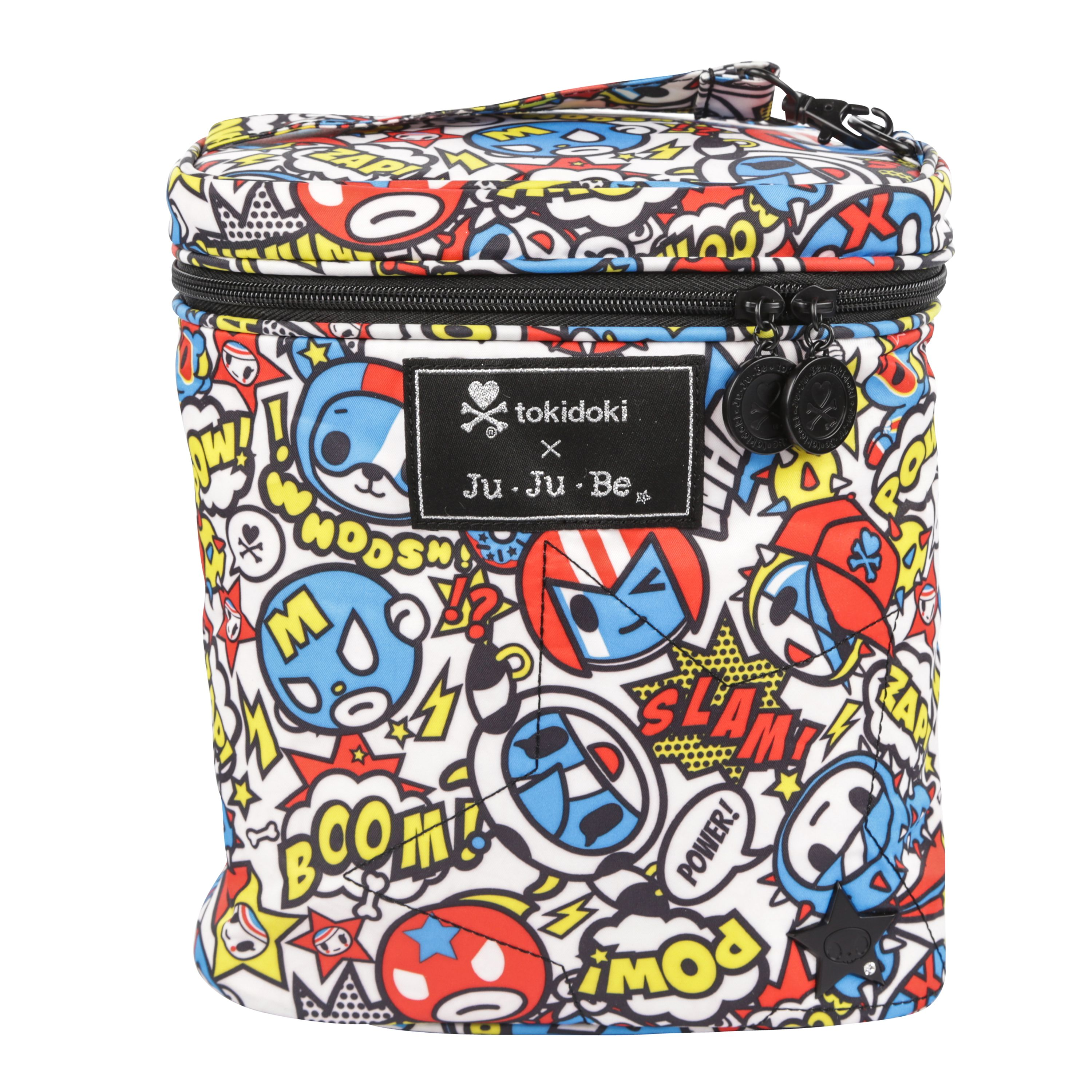 Ju Ju Be X Tokidoki Fuel Cell In Sweet Victory 28 Bottle Bag Jujube Fuel Cell Bags