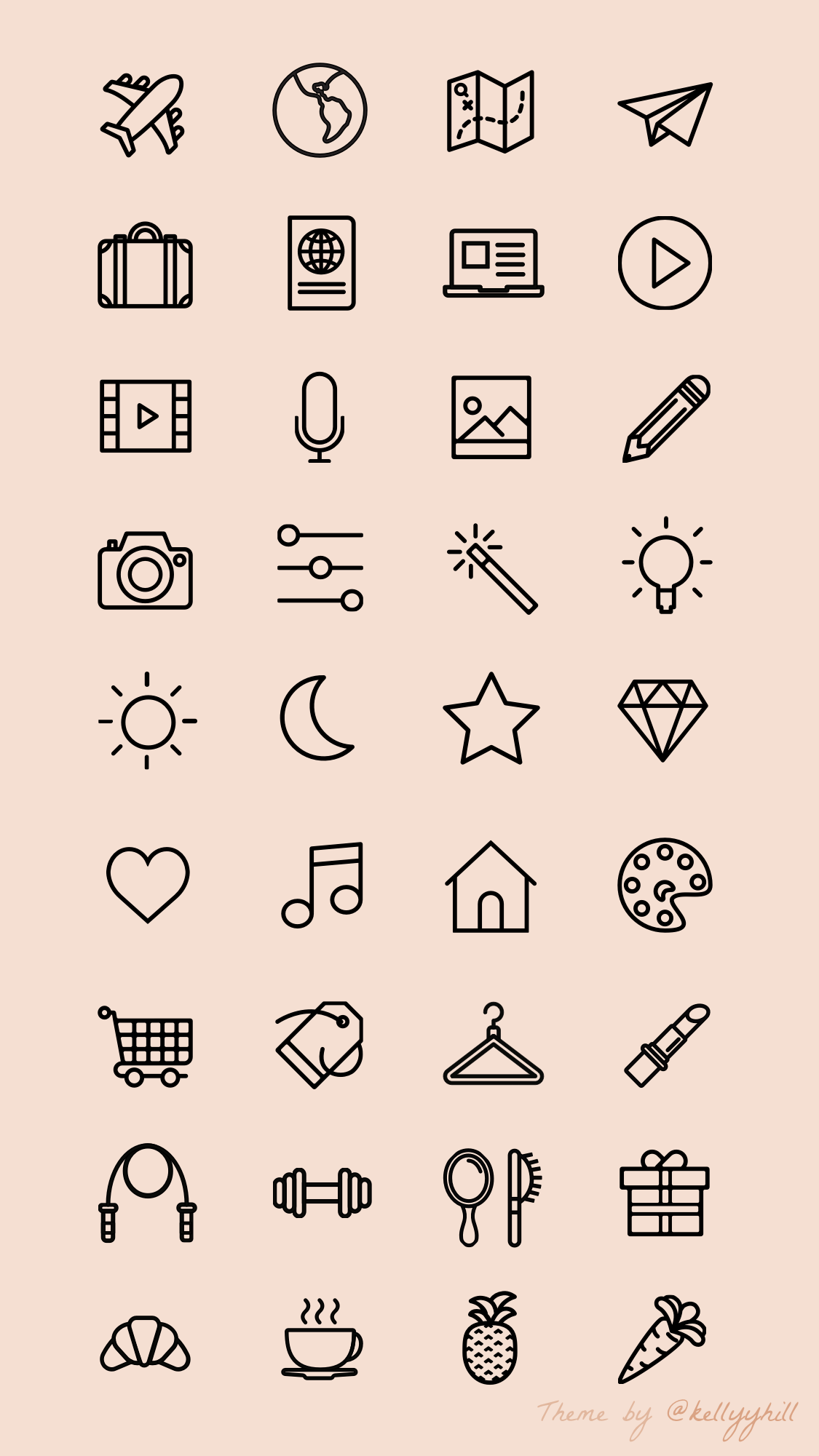 I will create a wonderful instagram highlight icon