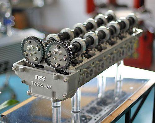 Nissan Datsun L28 LSeries Engine Motor OS Giken Cylinder