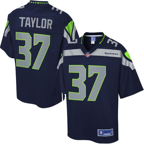 NFL Jerseys Youth Seattle Seahawks Kelvin Taylor NFL Pro Line College Navy  Player Jersey Broncos Demaryius 388ad7990