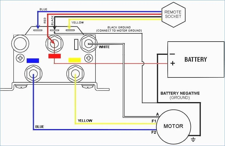 Warn 62135 Solenoid Wiring Diagram, Warn Winch Solenoid Wiring Diagram Atv