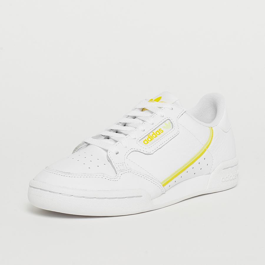 Ejercer Tratado amante  CONTINENTAL 80 W | Zapatos deportivos de moda, Moda amarilla, Zapatillas