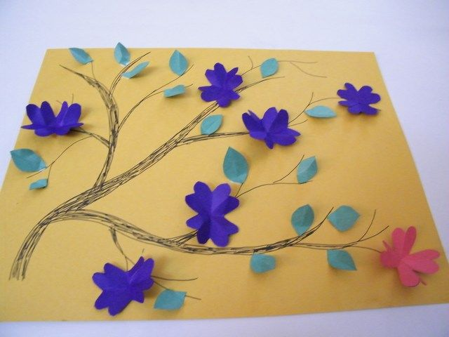 A good Mother's Day craft idea. Even 3- and 4-year-olds should be able to do this.   Crafts ...