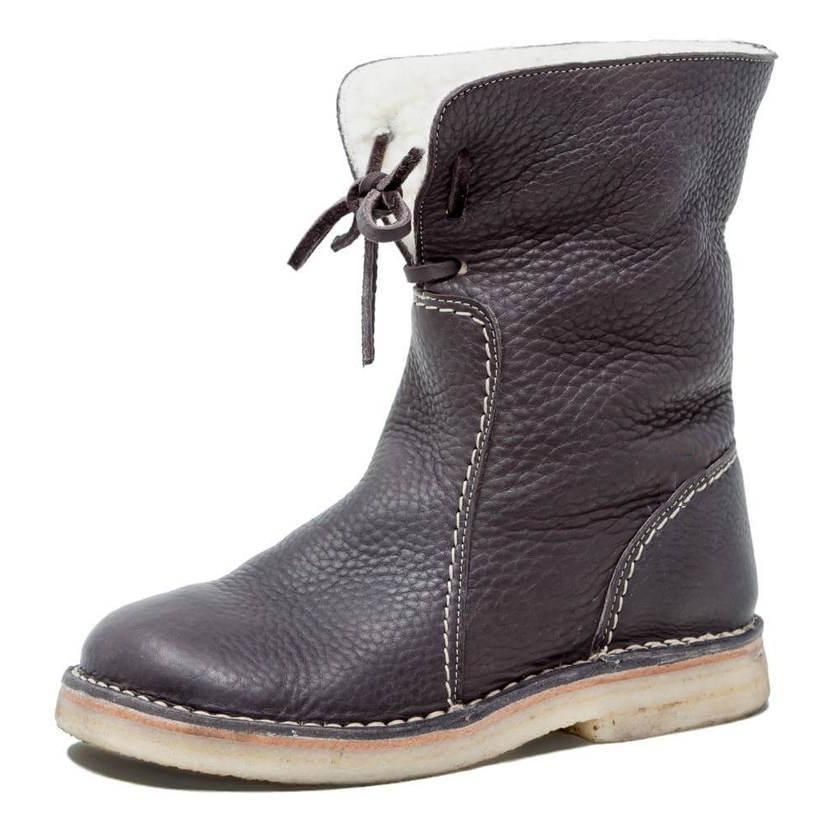 Women Casual Vintage Boots Winter Snow