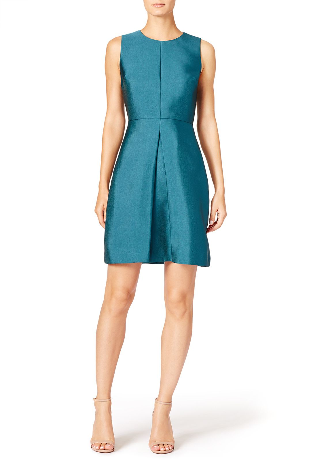 Green Sophie Dress | Designers and Shopping