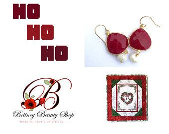 Ho ho ho  by T Smith on Etsy--Pinned with TreasuryPin.com
