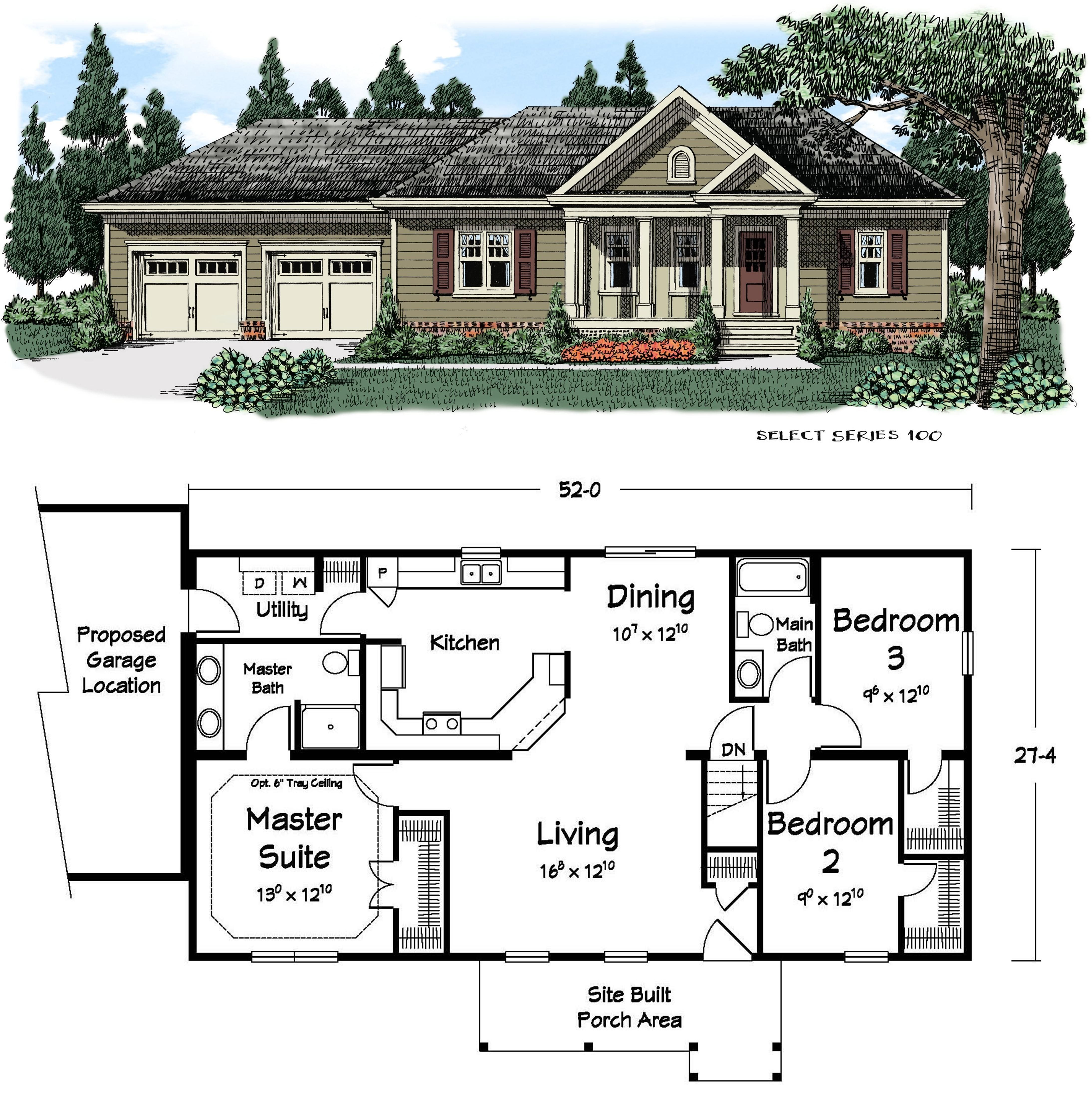 Northwood Modular Homes Custom Modular Homes Cass City Mi Ranch Style House Plans New House Plans Ranch House Remodel