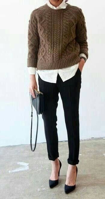 Image result for women shirt in sweater
