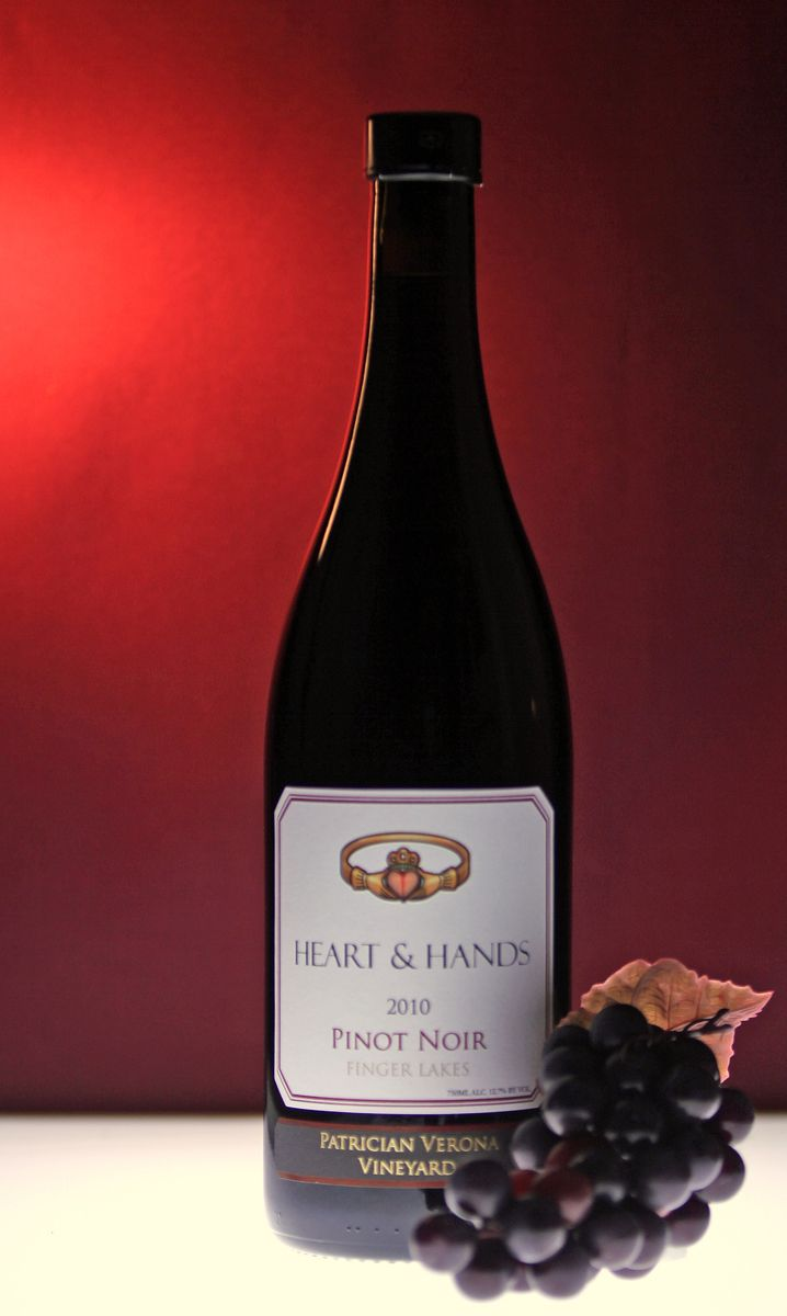Heart Hands Winery Pinot Noir Finger Lakes All Time Favorite Wine Recommendations Wine Lovers Pinot Noir