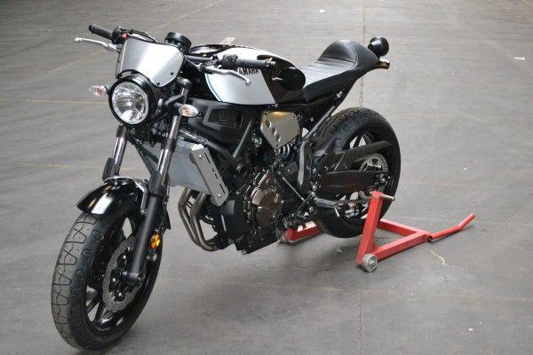 Yamaha XSR700 Cafe Racer By MotoPort Veldhoven Motorcycles Caferacer Motos