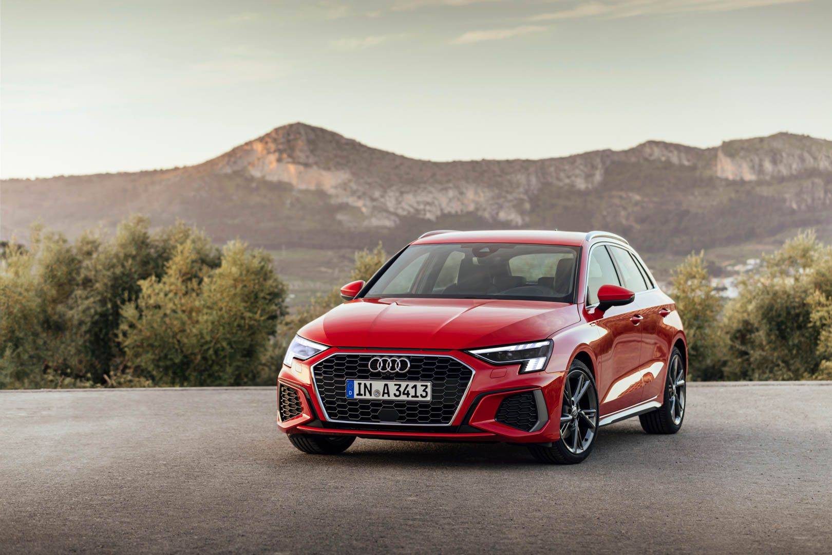 Check Out The 2020 Audi A3 Sportback In New Photo Gallery Audi A3 Sportback Audi Audi A3