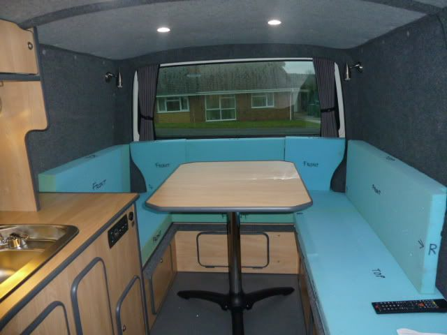 Show us your custom made bed layouts page 2 vw t4 for Vw t4 interior designs