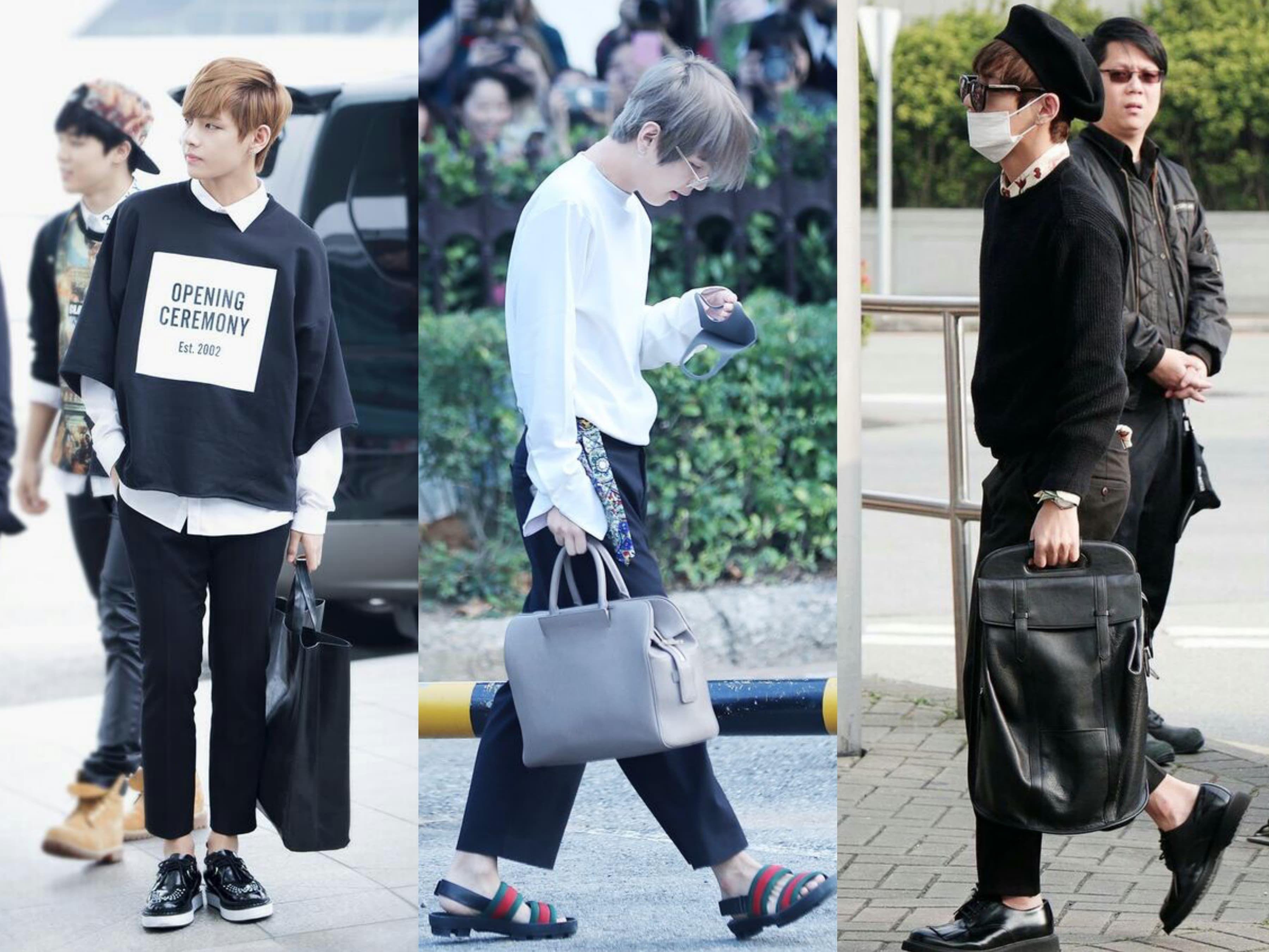 Kim Taehyung Fashion Style 2019 Bts K Pop Lugako Fashion Fashion Merchandising Bts Inspired Outfits