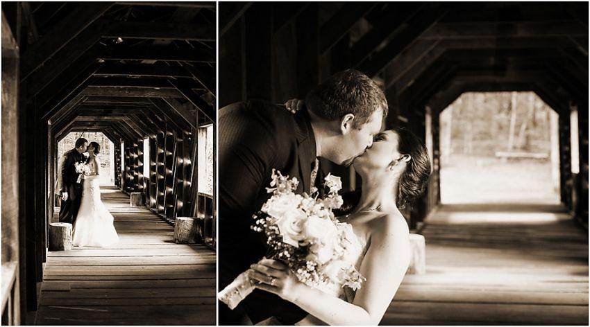 Mandy Greg Green Mountain Wedding