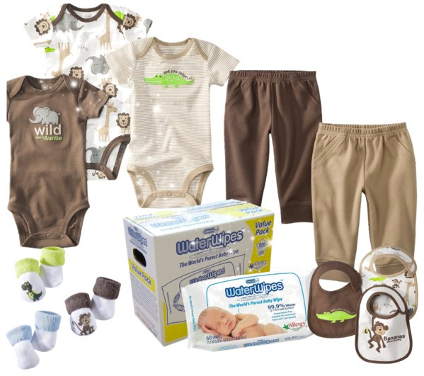 3c86585f54d7 Jungle themed baby clothes from Target! | Target | Cute baby clothes ...