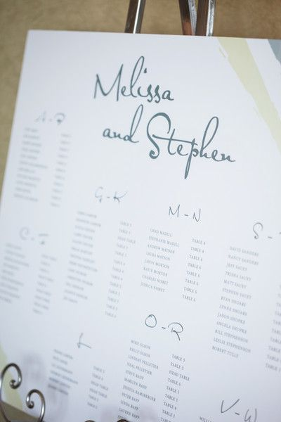 Wedding Seating Charts Invitations Photos On Weddingwire Like This An Old Window Easy For People To Find Their Name