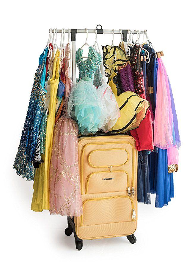 dance angel orange carry on garment rack.  Travel  Luggage  Suitcase 6572963208adb