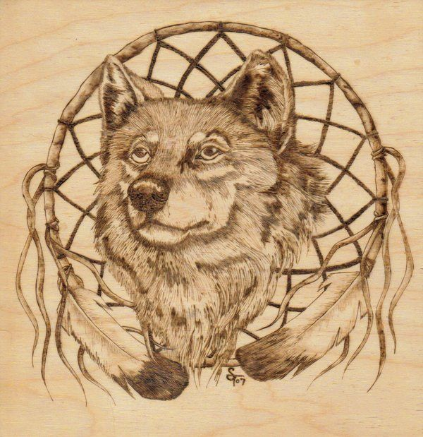 ... About Woodwork On Pinterest Wolves, Wood Burning - 600x619 - jpeg