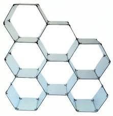 Resultado de imagen de hexagon display
