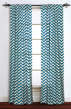 chevron curtains http://rstyle.me/n/w2u9wbna57