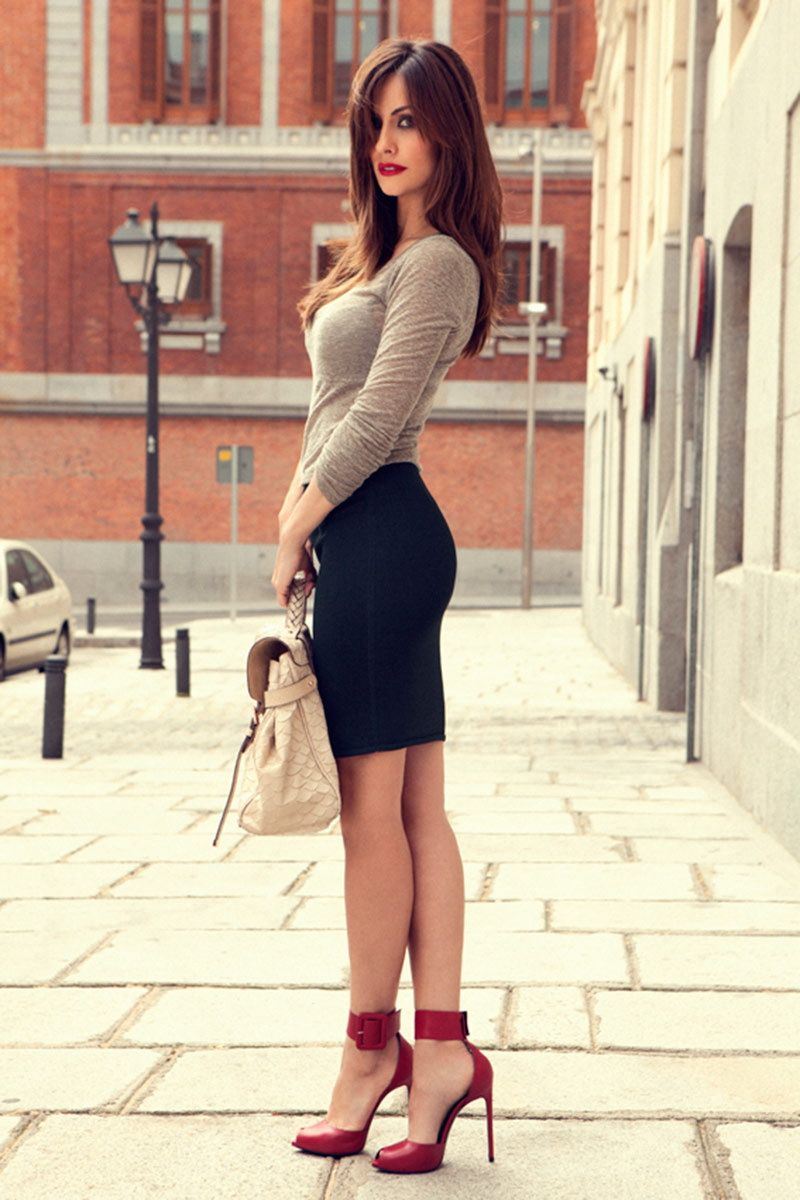 Attractive legs: 9 rules of the modern woman